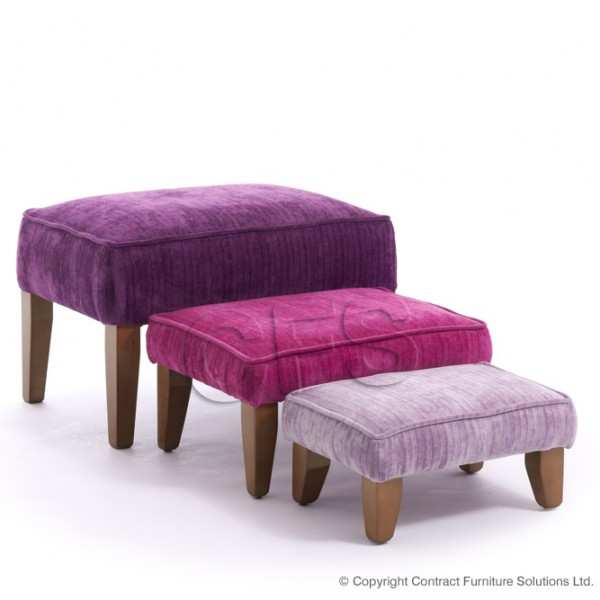 Contract Furniture Solutions Deluxe Footstools