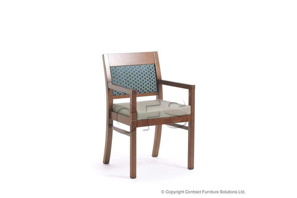 Contract furniture solutions marlin chair with arms Marlin home furniture dubai